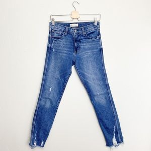 GAP 1969 | High Rise Slim Straight Jeans